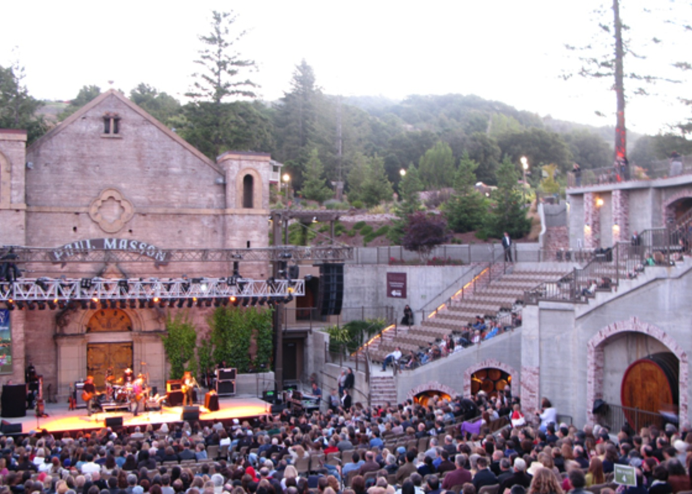 Mountain Winery Concert Series